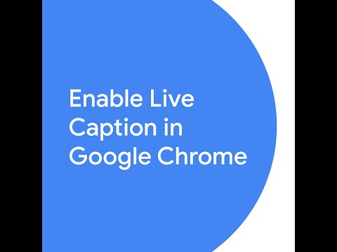 Live Captions For Media