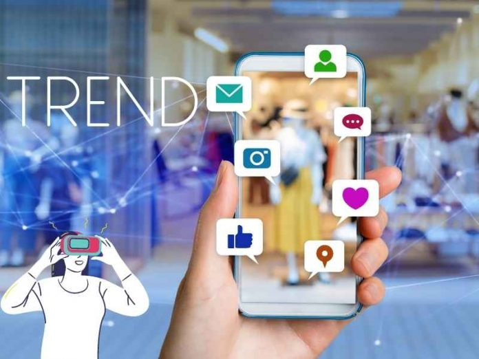 Social media top trends and features
