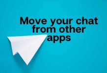 Telegram Move Your Chat