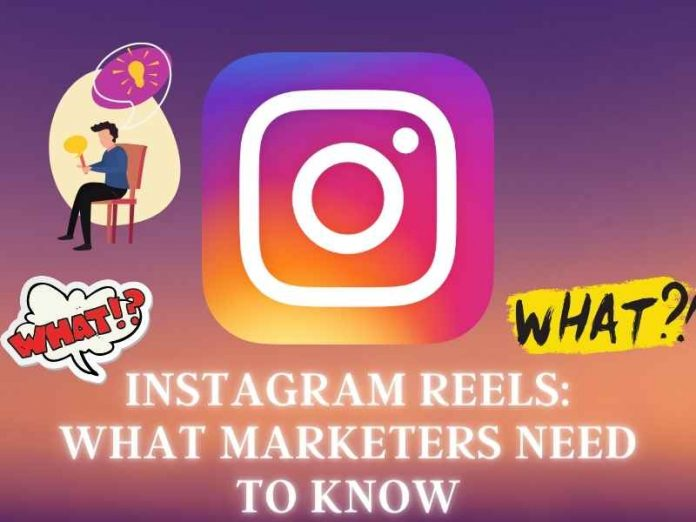 Instagram Reels: What Marketers Need to Know