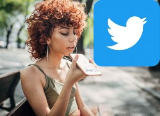 Twitter voice messages