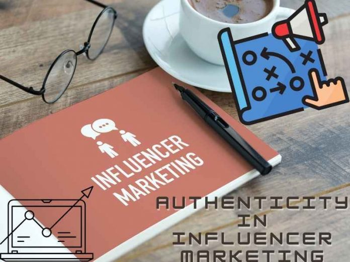 authenticity in influencer marketing