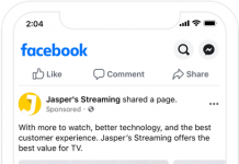 Facebook Dynamic Ads for Streaming