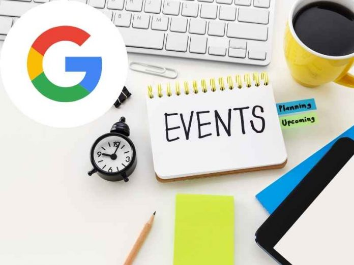 Google in-app event tracking