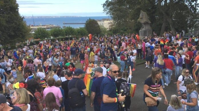 Channel Islands Pride